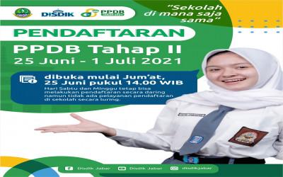 PPDB Tahap 2 SMAN 1 Ciawigebang Tahun Pelajaran 2021/2022