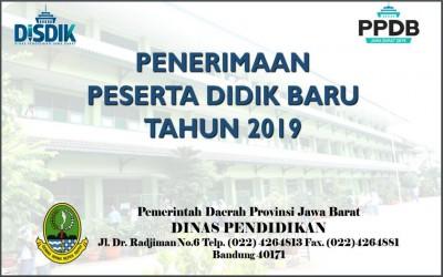 Info PPDB SMA 2019